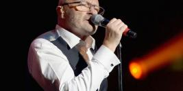 PHIL COLLINS CANTA 'YOU'LL BE IN MY HEART'.