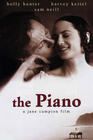 Trilha sonora original do filme O PIANO composta por Michael Nyman.